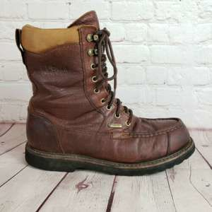 LL Bean Kangaroo Leather Upland Hunting Boots
